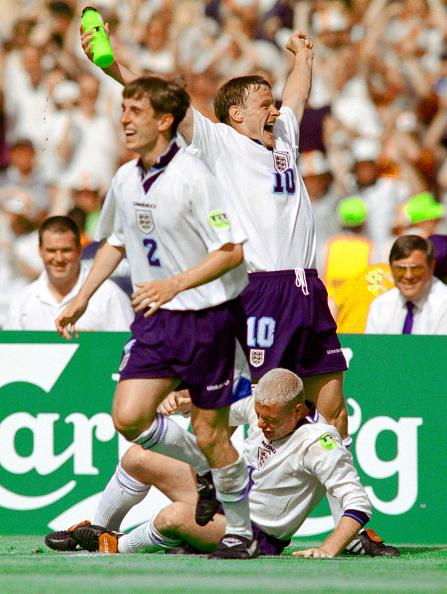 England「England v Scotland 1996 UEFA European Championships」:写真・画像(8)[壁紙.com]