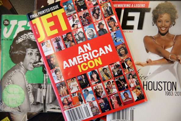 Magazine - Publication「After 63 Years, Jet Magazine Publishes Final Print Edition」:写真・画像(2)[壁紙.com]