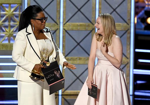 Oprah Winfrey「69th Annual Primetime Emmy Awards - Show」:写真・画像(8)[壁紙.com]