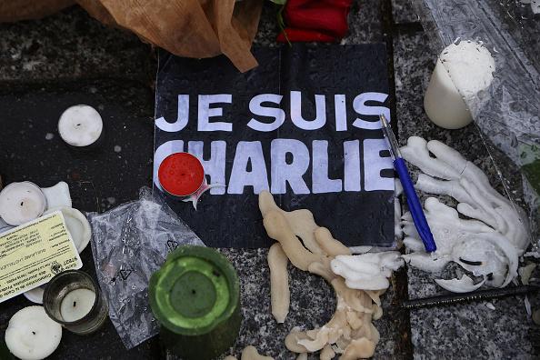 Charlie Hebdo「Global Reaction To The Terrorist Attack On French Newspaper Charlie Hebdo」:写真・画像(4)[壁紙.com]