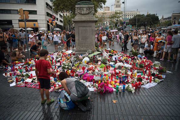 Barcelona - Spain「Aftermath Of The Barcelona Terror Attack」:写真・画像(17)[壁紙.com]