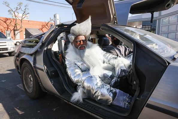 "Rich Fury「Lil Nas X Celebrates His New Single ""Holiday"" Around Hollywood」:写真・画像(17)[壁紙.com]"