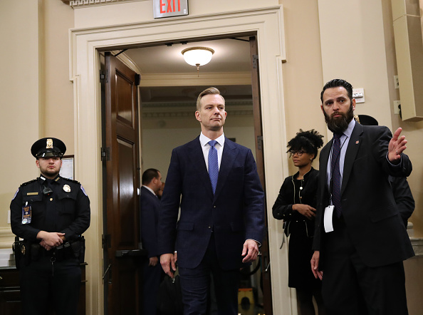 Drew Angerer「House Intelligence Committee Continues Open Impeachment Hearings」:写真・画像(0)[壁紙.com]