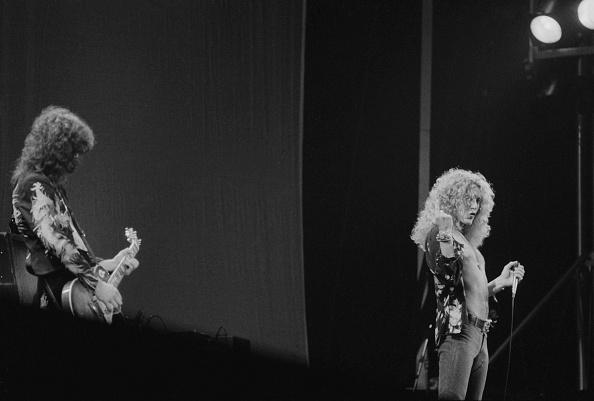Michael Putland「Led Zeppelin At Earl's Court」:写真・画像(5)[壁紙.com]