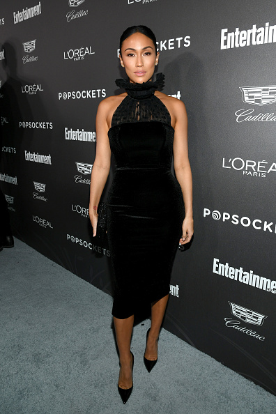Entertainment Weekly「Entertainment Weekly Celebrates Screen Actors Guild Award Nominees At Chateau Marmont Sponsored By L'Oreal Paris, Cadillac, And PopSockets - Arrival」:写真・画像(7)[壁紙.com]