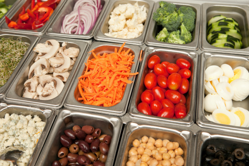 Salad「Salad Bar Vegetables」:スマホ壁紙(14)