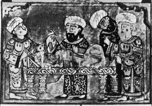 Circa 14th Century「Bagdad Examination」:写真・画像(4)[壁紙.com]