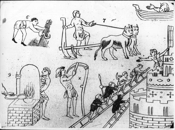 Circa 14th Century「Living By Numbers」:写真・画像(8)[壁紙.com]