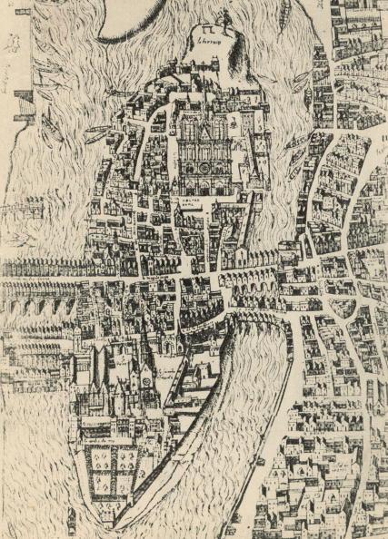 Circa 14th Century「Ile De La Cite」:写真・画像(13)[壁紙.com]