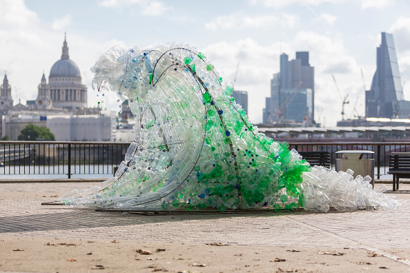 Environmental Issues「BRITA unveils The Wave sculpture to launch sustainability campaign on London's South bank」:写真・画像(13)[壁紙.com]