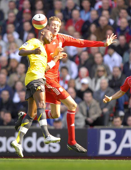 David Ashdown「Liverpool v Arsenal Premiership Football 2007」:写真・画像(14)[壁紙.com]