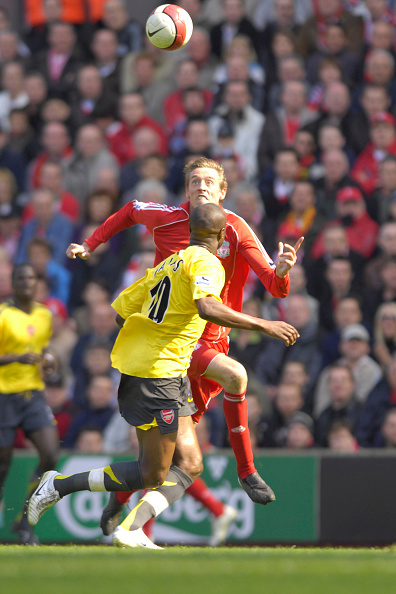 David Ashdown「Liverpool v Arsenal Premiership Football 2007」:写真・画像(15)[壁紙.com]