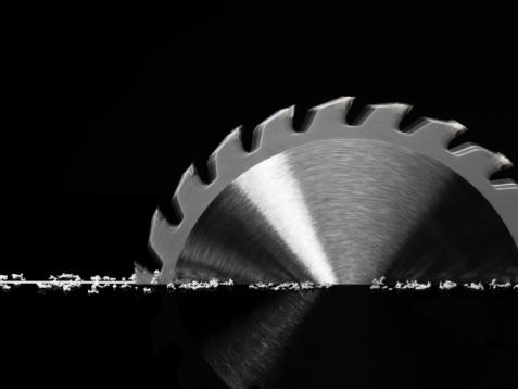Spinning「Circular saw cutting material」:スマホ壁紙(19)