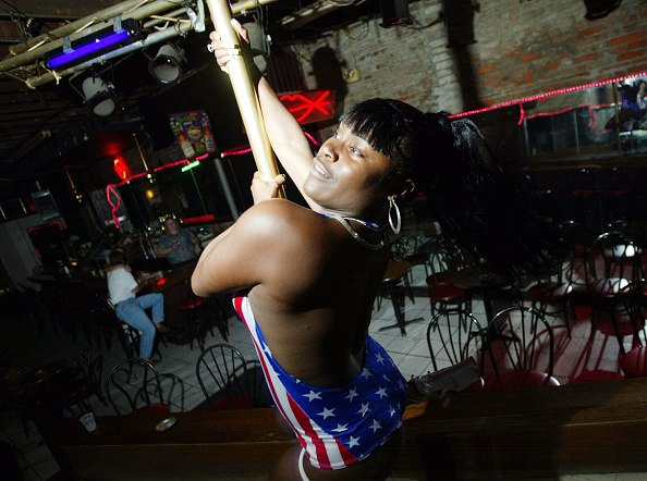Pole「The French Quarter of New Orleans, Louisiana.」:写真・画像(0)[壁紙.com]