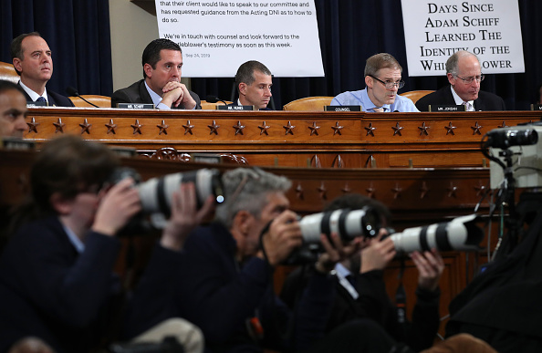 Advice「House Intelligence Committee Continues Open Impeachment Hearings」:写真・画像(14)[壁紙.com]