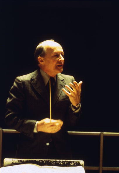Conductor's Baton「Witold Lutoslawski」:写真・画像(8)[壁紙.com]