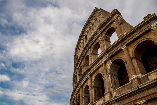 Ancient Civilization「Colosseum, Rome, Italy」:スマホ壁紙(10)