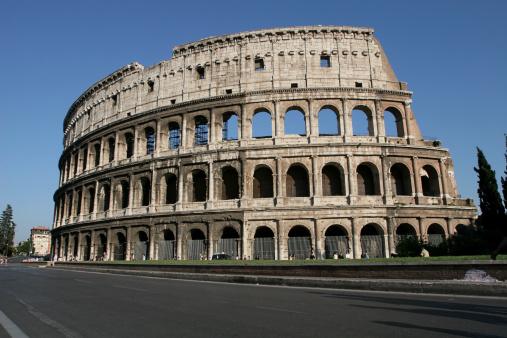 Archaeology「Colosseum, Rome」:スマホ壁紙(9)