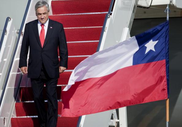 Sebastián Piñera「Foreign Leaders Arrive In Washington For Nuclear Security Summit」:写真・画像(5)[壁紙.com]