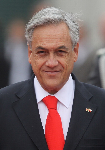 Sebastián Piñera「Merkel Meets With Chilean President Pinera」:写真・画像(8)[壁紙.com]