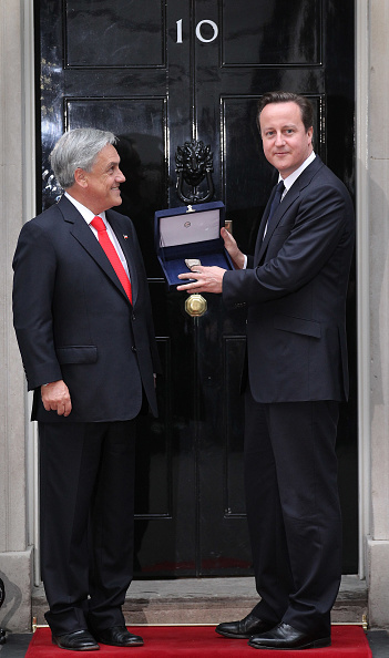 Peter Macdiarmid「Chilean President Sebastian Pinera Visits The UK After Miners Rescue」:写真・画像(16)[壁紙.com]
