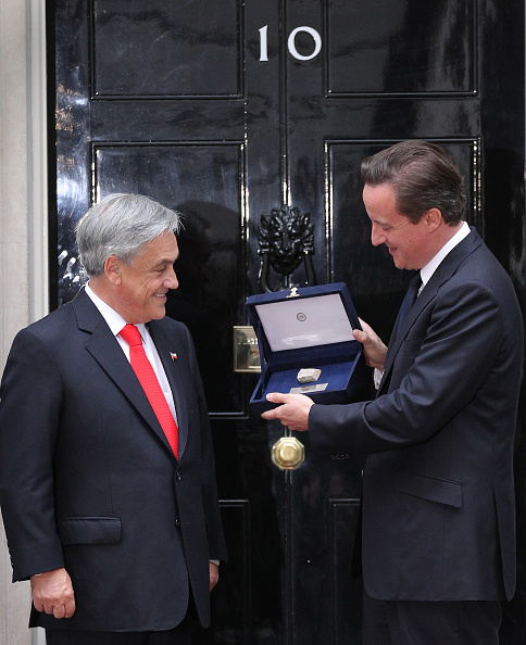 Peter Macdiarmid「Chilean President Sebastian Pinera Visits The UK After Miners Rescue」:写真・画像(18)[壁紙.com]
