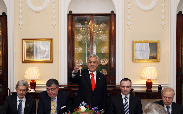 Dan Kitwood「Chilean President Sebastian Pinera Visits The UK After Miners Rescue」:写真・画像(3)[壁紙.com]