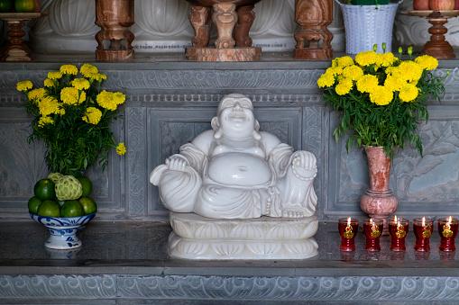 Buddha statue「Tom Thai Pagoda, Vietnam」:スマホ壁紙(14)