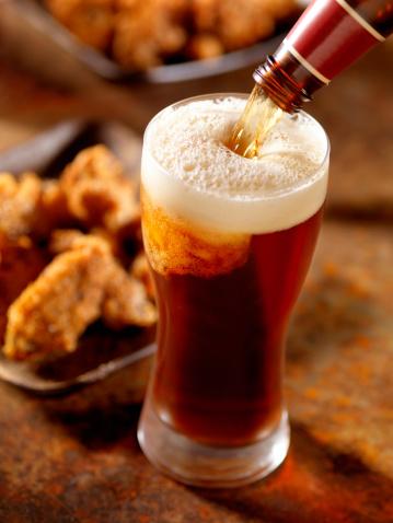 Chicken Wing「Beer and Wings」:スマホ壁紙(8)