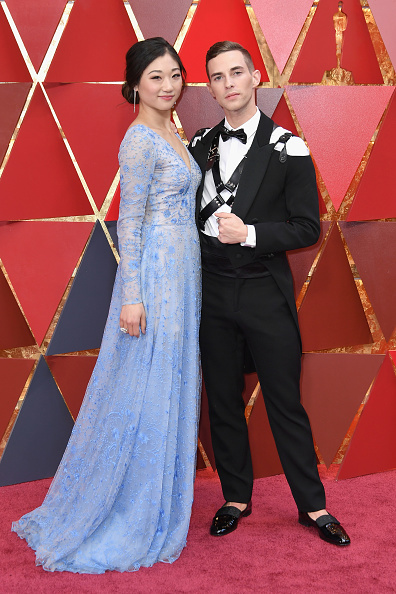 Adam Rippon「90th Annual Academy Awards - Arrivals」:写真・画像(8)[壁紙.com]