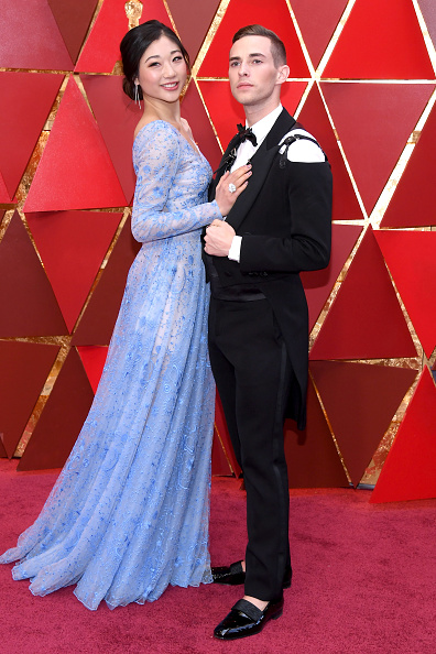 Adam Rippon「90th Annual Academy Awards - Arrivals」:写真・画像(3)[壁紙.com]