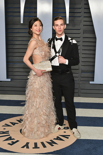 Adam Rippon「2018 Vanity Fair Oscar Party Hosted By Radhika Jones - Arrivals」:写真・画像(14)[壁紙.com]