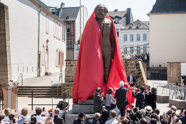 Trier「Trier Commemorates Karl Marx 200th Anniversary」:写真・画像(1)[壁紙.com]