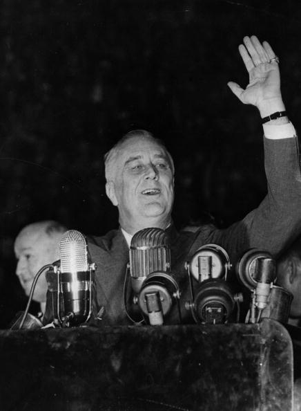 Speech「FDR Re-Elected」:写真・画像(7)[壁紙.com]