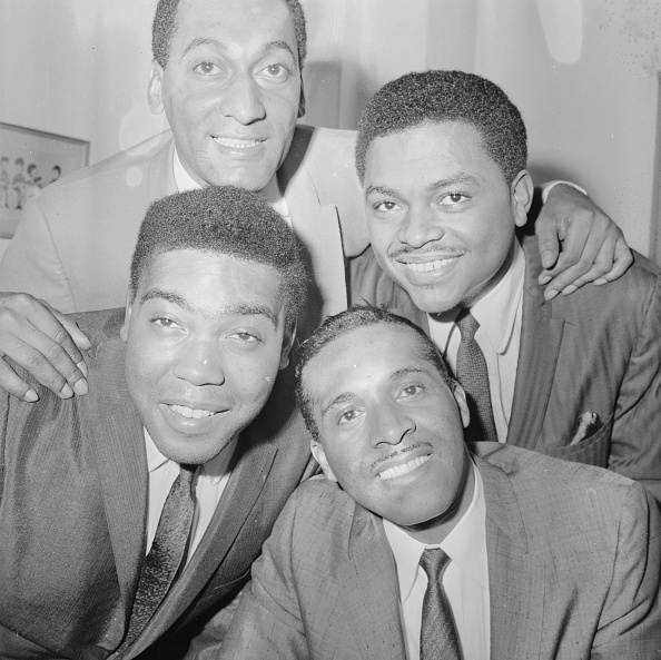 R&B「Four Tops」:写真・画像(3)[壁紙.com]
