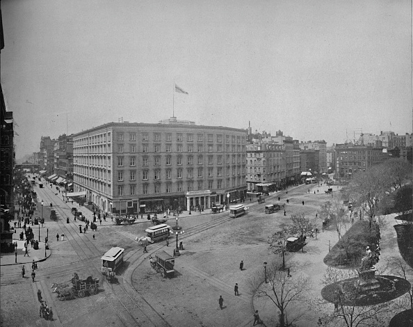 Square - Composition「Fifth Avenue And Madison Square」:写真・画像(11)[壁紙.com]