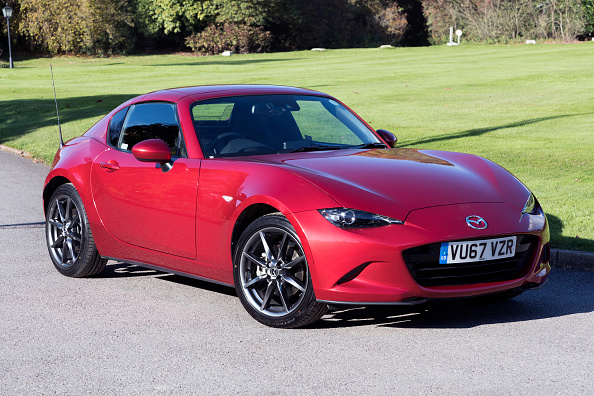 Finance and Economy「2017 Mazda Mx-5 Rf Sport Nav」:写真・画像(7)[壁紙.com]