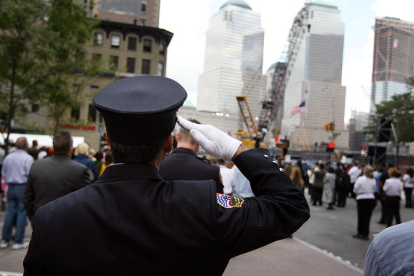 Seventh Occurrence「New York Remembers Victims Of 9/11 Terror Attacks」:写真・画像(14)[壁紙.com]
