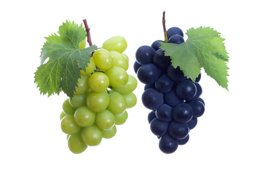 Leaf「White and Black grapes 」:スマホ壁紙(12)
