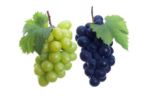 Leaf「White and Black grapes 」:スマホ壁紙(7)