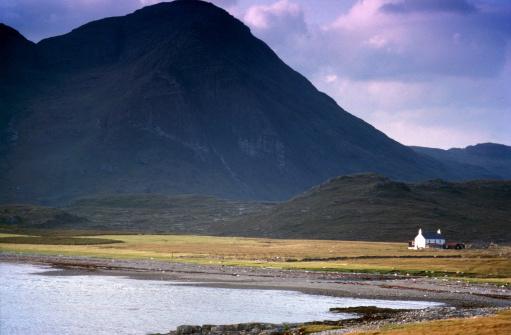 Croft「Camasunary, Isle of Skye」:スマホ壁紙(10)
