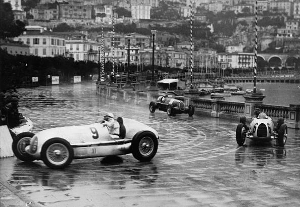モータースポーツ グランプリ「Grand Prix Monaco」:写真・画像(1)[壁紙.com]