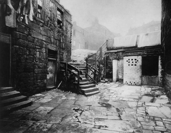Glasgow - Scotland「Old Glasgow Close」:写真・画像(3)[壁紙.com]
