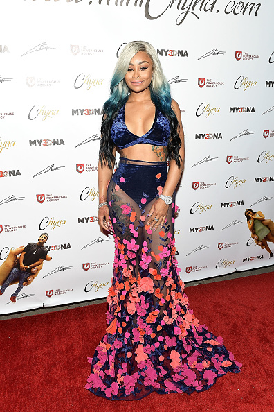 Smiling「Blac Chyna Figurine Dolls Launch - Arrivals」:写真・画像(17)[壁紙.com]