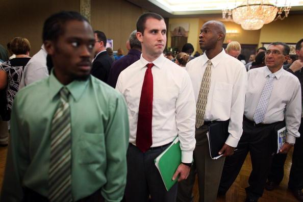 Davie - Florida「Job Fair Held In Southern Florida」:写真・画像(4)[壁紙.com]