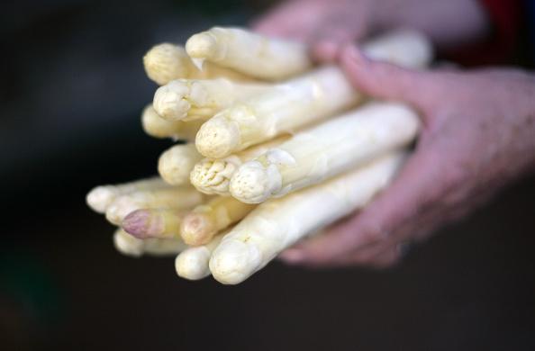 Asparagus「Asparagus Season In Germany Begins」:写真・画像(10)[壁紙.com]