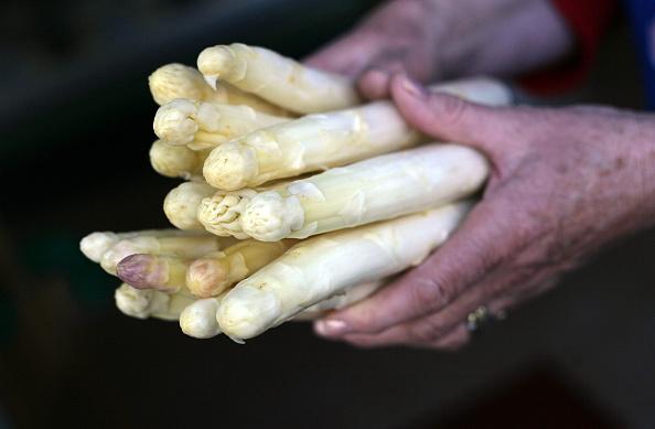 Asparagus「Asparagus Season In Germany Begins」:写真・画像(15)[壁紙.com]