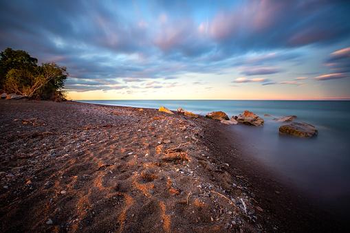 Great Lakes「Point Pelee National Park - Long Exposure」:スマホ壁紙(16)
