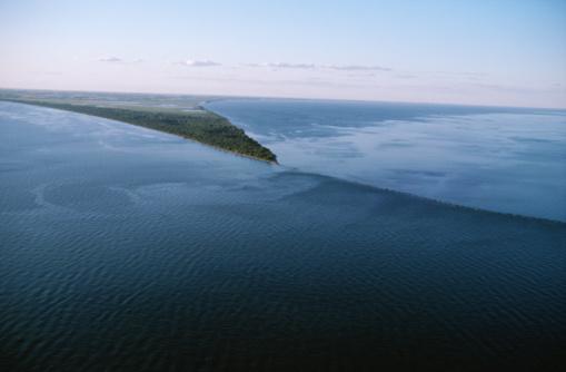 Great Lakes「Point Pelee in Lake Erie, Ontario, Canada  」:スマホ壁紙(1)