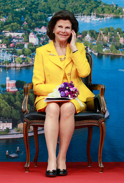 Yellow「Swedish Royals Visit South Korea - Day 3」:写真・画像(18)[壁紙.com]